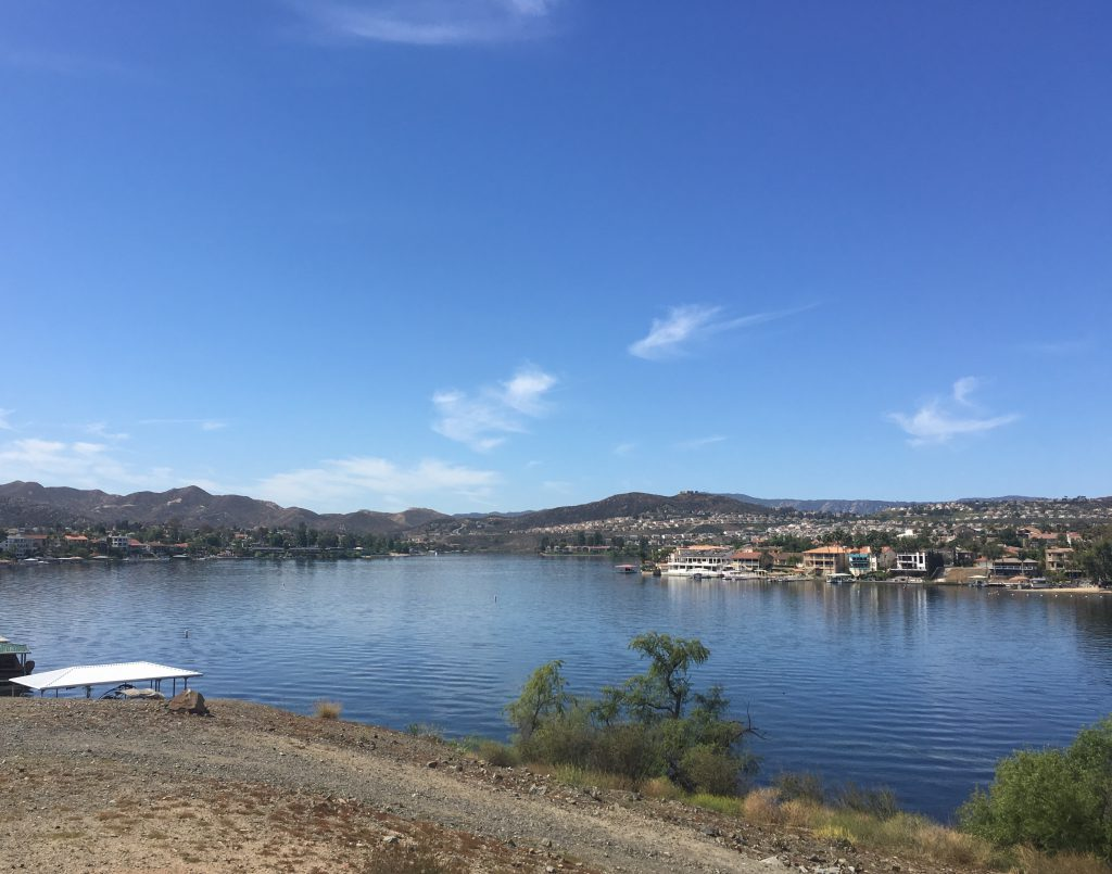 Canyon lake california joy to the for Canyon lake fishing ca